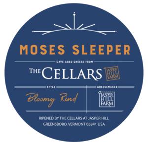 Etiqueta Moses Sleeper