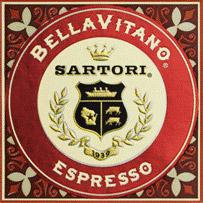 Etiqueta BellaVitano Espresso