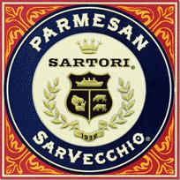 Etiqueta Parmesano Sarvecchio