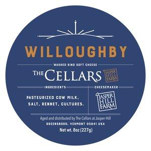 Etiqueta Willoughby